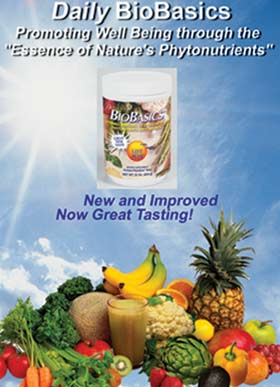 herbs, vitamins, minerals, antioxidants, fruit vegetable concentrates