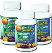 health information antioxidants, Masquelier, OPC, free radicals, grape seed extract