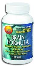brain mental neurotransmitters antioxidants supplement - ginkgo ginseng,