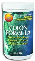 psyllium fiber flaxseed acidophilus helps acid alkaline balance colon cleansing